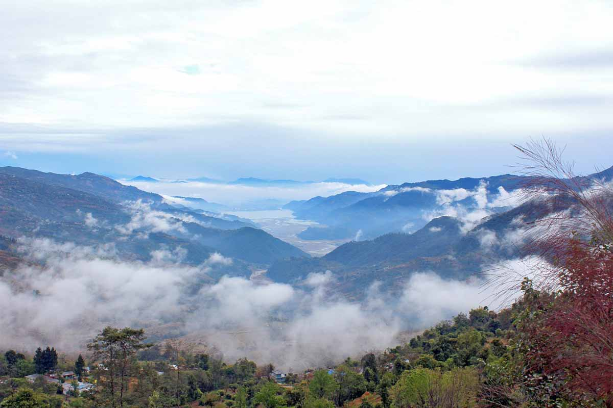 Kathmandu, Nagarkot and Pokahara - 6 nights 7 Days