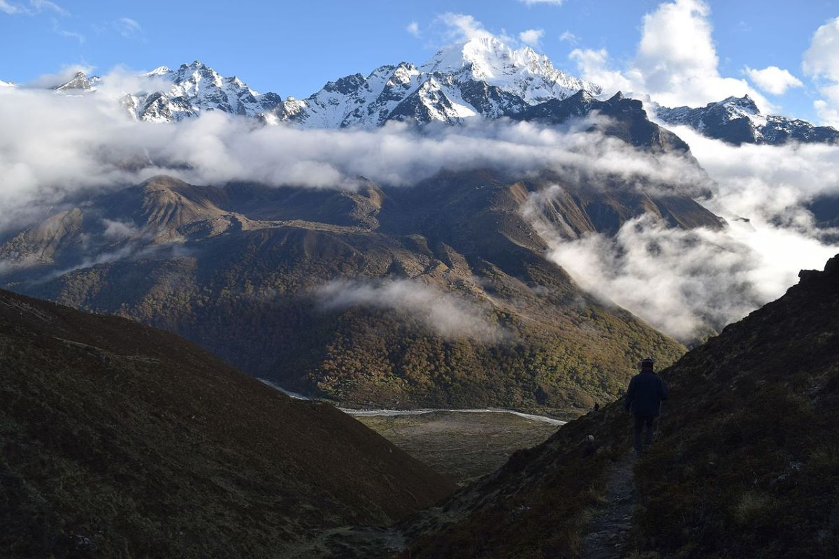 Gosaikunda, Langtang and Helumbu Trekking