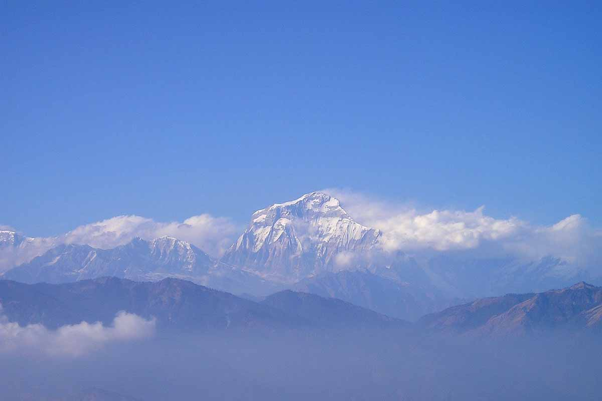 Around Dhaulagiri and Base Camp Trek