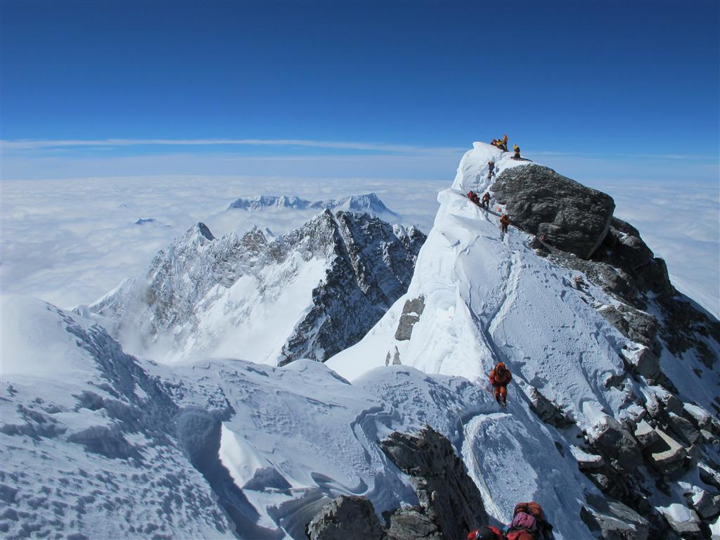 Everest South Col 8850m Expedition
